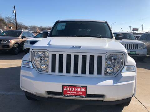 2012 Jeep Liberty for sale in Grand Prairie, TX