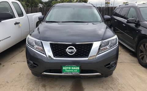 2014 Nissan Pathfinder for sale in Grand Prairie, TX