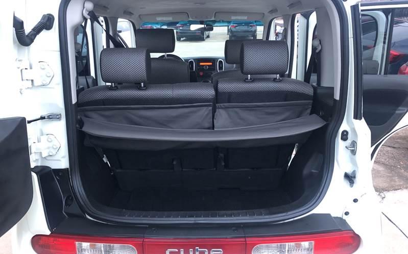2009 Nissan Cube Krom 4dr Wagon In Grand Prairie Tx Auto Haus Imports