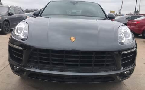 2017 Porsche Macan for sale in Grand Prairie, TX