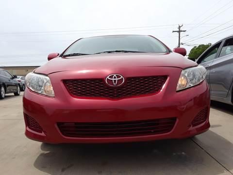 2010 Toyota Corolla for sale in Grand Prairie, TX