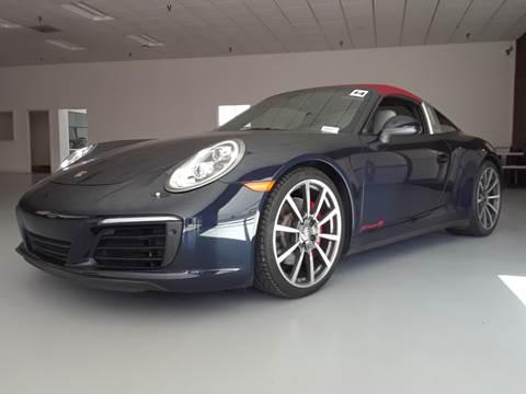 2017 Porsche 911 for sale in Grand Prairie, TX