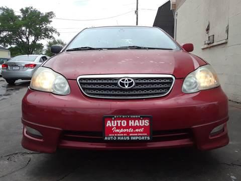 2005 Toyota Corolla for sale in Grand Prairie, TX