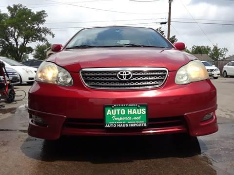 2008 Toyota Corolla for sale in Grand Prairie, TX