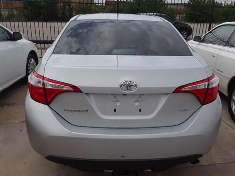 2014 Toyota Corolla for sale in Grand Prairie, TX