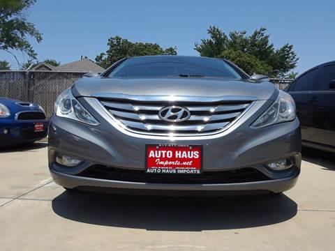 2012 Hyundai Sonata for sale in Grand Prairie, TX