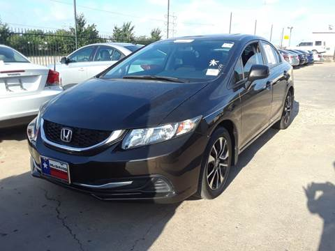 2013 Honda Civic for sale in Grand Prairie, TX