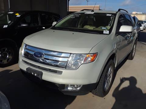 2007 Ford Edge For Sale >> Used 2007 Ford Edge For Sale Carsforsale Com