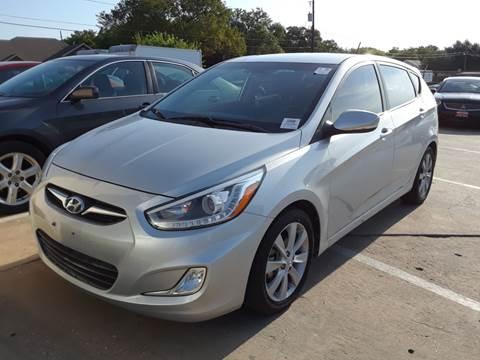 2014 Hyundai Accent for sale in Grand Prairie, TX