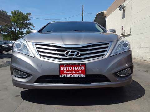 2013 Hyundai Azera for sale in Grand Prairie, TX