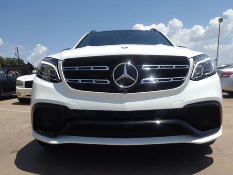 2018 Mercedes-Benz GLS for sale in Grand Prairie, TX