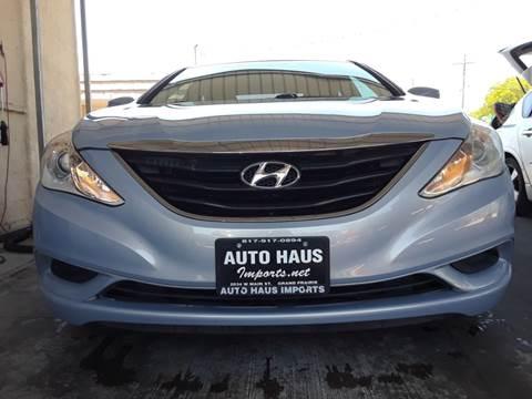 2011 Hyundai Sonata for sale in Grand Prairie, TX