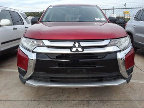 2016 Mitsubishi Outlander for sale in Grand Prairie, TX