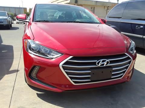 2017 Hyundai Elantra for sale in Grand Prairie, TX