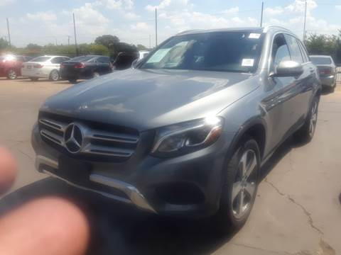 2017 Mercedes-Benz GLC for sale in Grand Prairie, TX