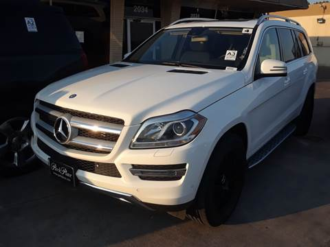 2014 Mercedes-Benz GL-Class for sale in Grand Prairie, TX