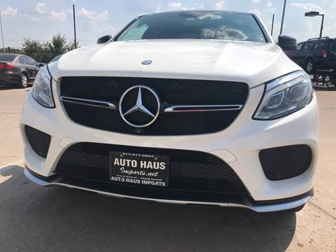 2016 Mercedes-Benz GLE for sale in Grand Prairie, TX