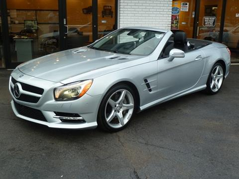 2013 Mercedes-Benz SL-Class for sale in Lombard, IL