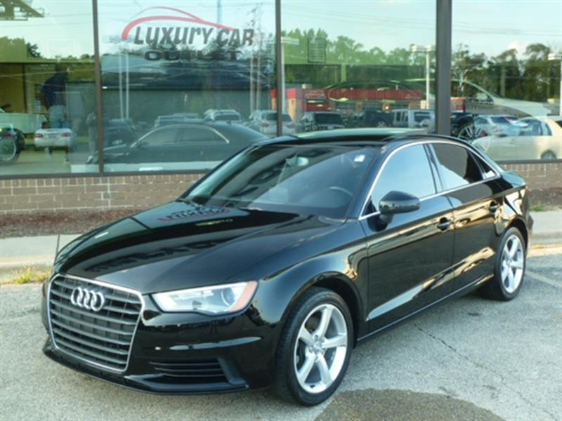 2015 audi a3 1 8t premium 4dr sedan in lisle il luxury. Black Bedroom Furniture Sets. Home Design Ideas
