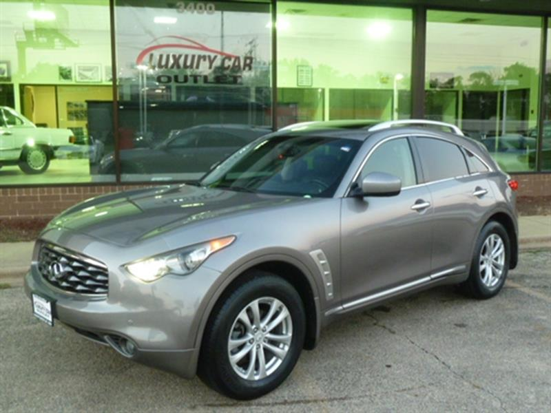 2010 Infiniti Fx35 Awd 4dr Suv In Lisle Il Luxury Car Outlet