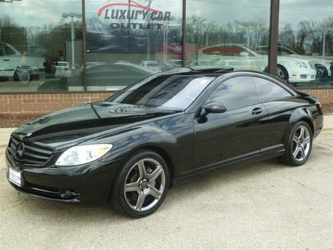 2009 Mercedes-Benz CL-Class for sale in West Chicago, nul