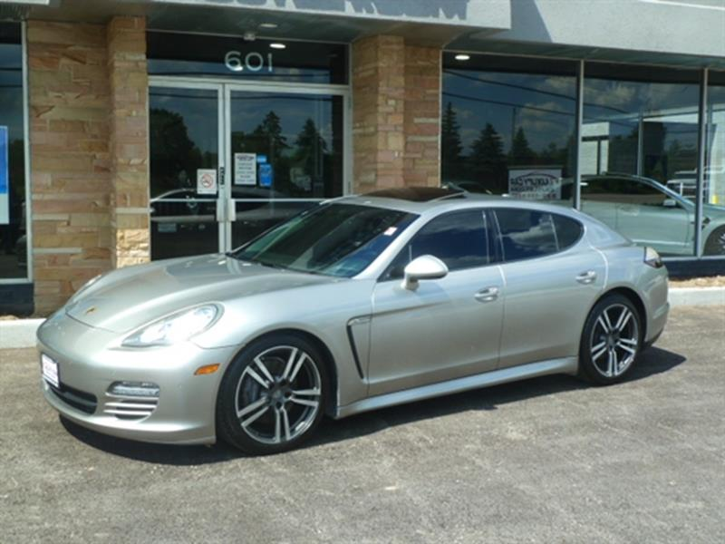 Luxury Car Outlet >> 2012 Porsche Panamera Awd 4 4dr Sedan In West Chicago Nul