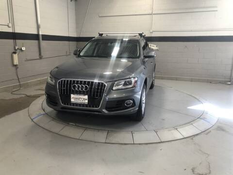 2013 Audi Q5 for sale at Luxury Car Outlet in West Chicago IL