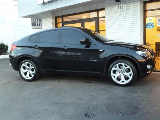 2008 bmw x6 xdrive35i awd 4dr suv black luxury car outlet. Black Bedroom Furniture Sets. Home Design Ideas
