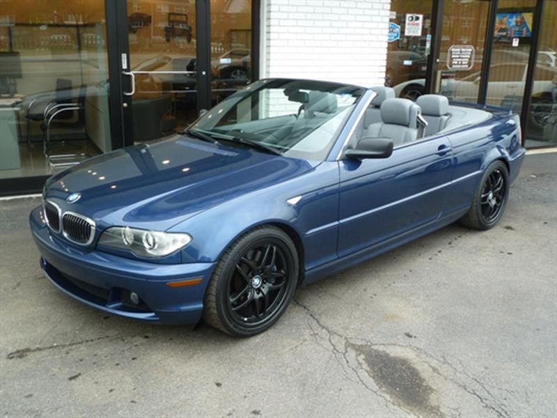 Bmw Series Ci Dr Convertible In Lombard IL Luxury Car - Bmw 2004 convertible