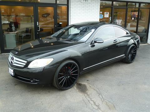 2007 Mercedes-Benz CL-Class for sale in Lombard, IL