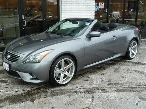 2011 Infiniti G37 Convertible for sale in Lombard, IL