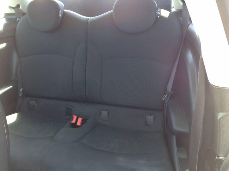 2007 MINI Cooper S 2dr Hatchback - Gainesville GA