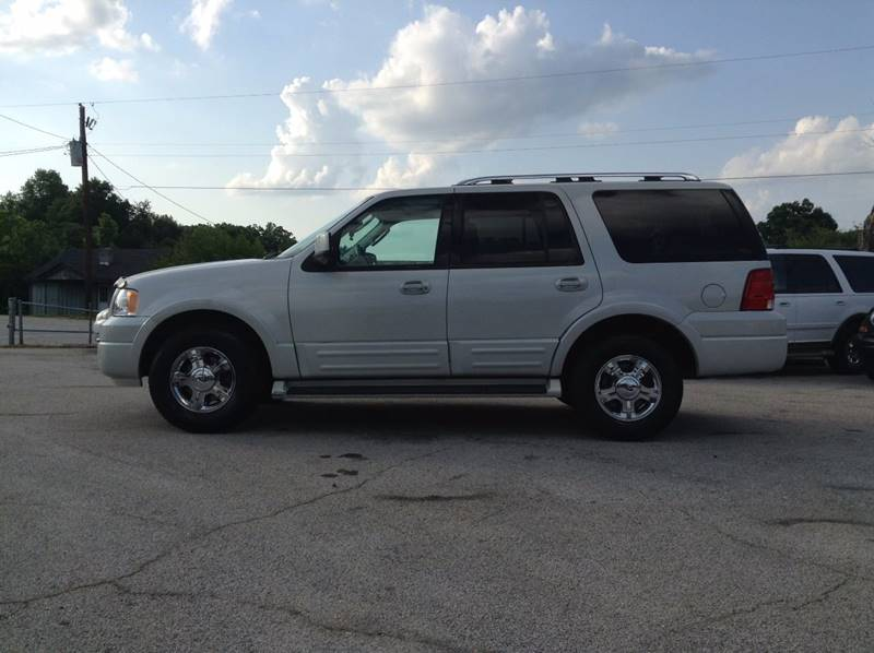 2005 Ford Expedition Limited 4WD 4dr SUV - Gainesville GA