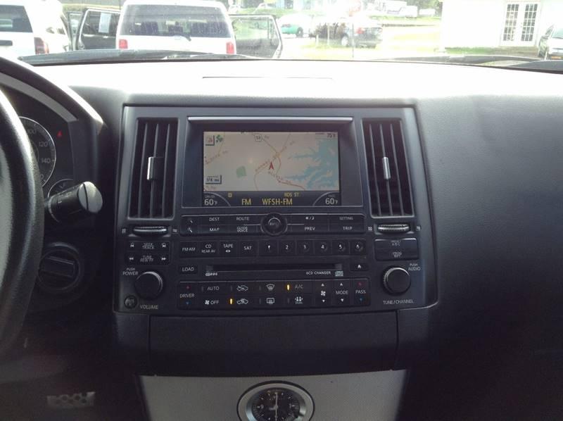 2005 Infiniti FX35 Rwd 4dr SUV - Gainesville GA