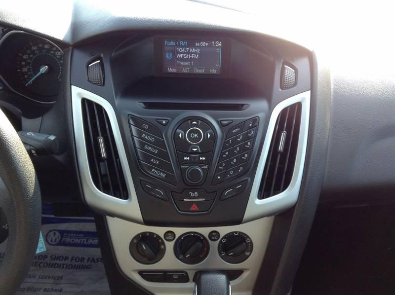 2012 Ford Focus SE 4dr Sedan - Gainesville GA