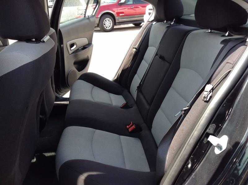2012 Chevrolet Cruze LS 4dr Sedan - Gainesville GA