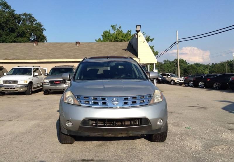2005 Nissan Murano SL 4dr SUV - Gainesville GA
