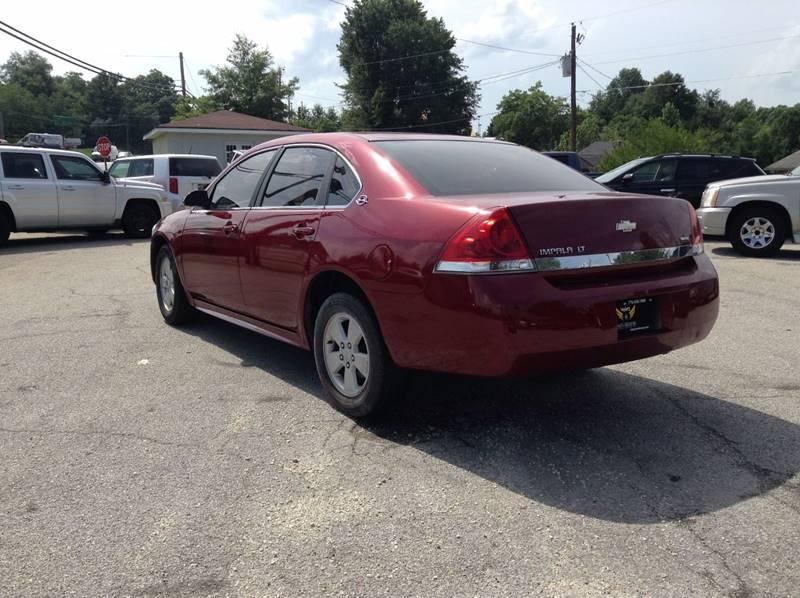 2009 Chevrolet Impala LT 4dr Sedan - Gainesville GA