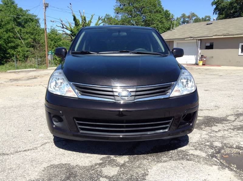 2012 Nissan Versa 1.8 S 4dr Hatchback 6M - Gainesville GA