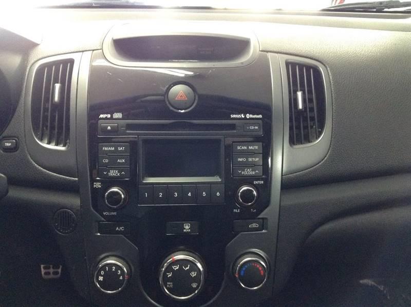 2010 Kia Forte Koup SX 2dr Coupe 6M - Gainesville GA