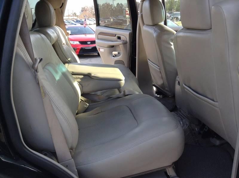 2002 Cadillac Escalade AWD 4dr SUV - Gainesville GA