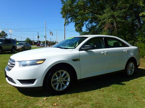 2015 Ford Taurus for sale in Huntsville, AL
