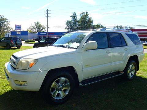 2003 Toyota 4Runner for sale in Huntsville, AL