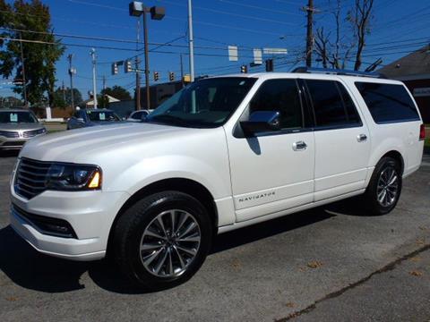 2017 Lincoln Navigator L for sale in Huntsville, AL