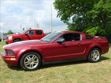 2005 Ford Mustang for sale in Huntsville, AL