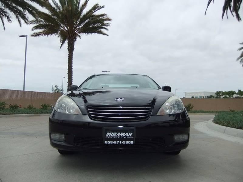 2003 Lexus ES 300 4dr Sedan - San Diego CA