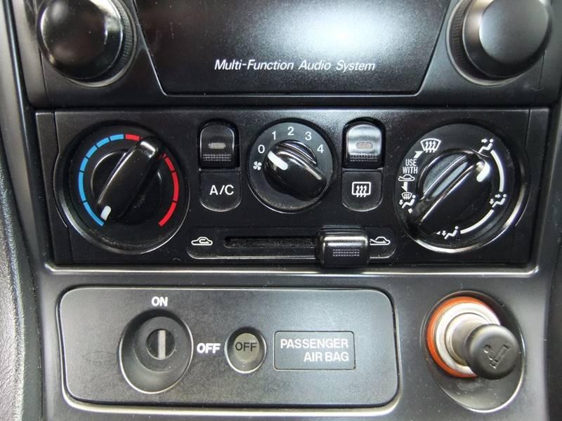 2003 Mazda MX-5 Miata LS 2dr Roadster - San Diego CA
