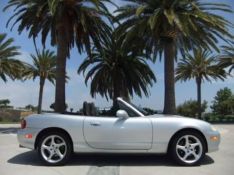 2003 Mazda MX-5 Miata for sale in San Diego, CA