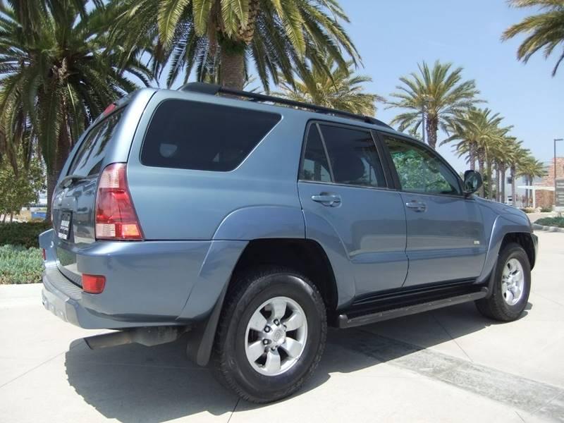 2004 Toyota 4Runner SR5 4dr SUV - San Diego CA