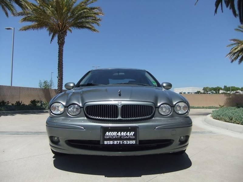 2004 Jaguar X-Type AWD 3.0 4dr Sedan - San Diego CA